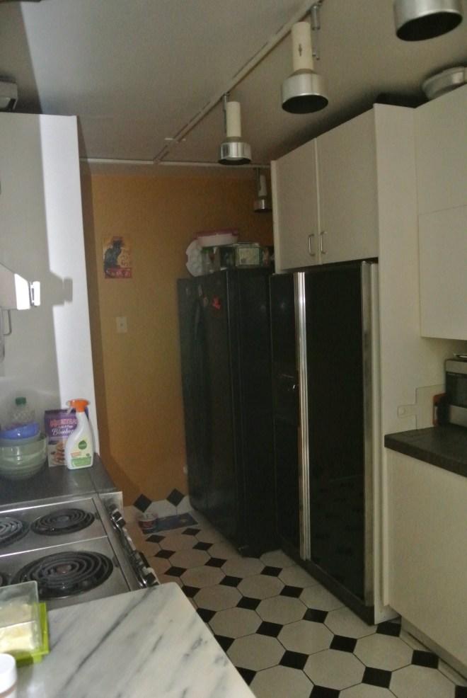 QA Kitchen before