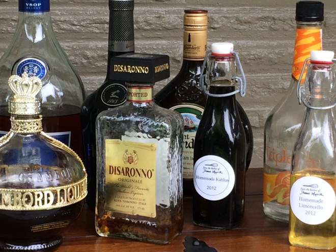 Brandy & Liqueurs