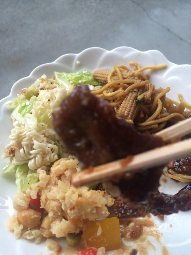 Mongolian Beef Bite