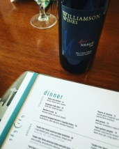 Williamson Wines Merlot
