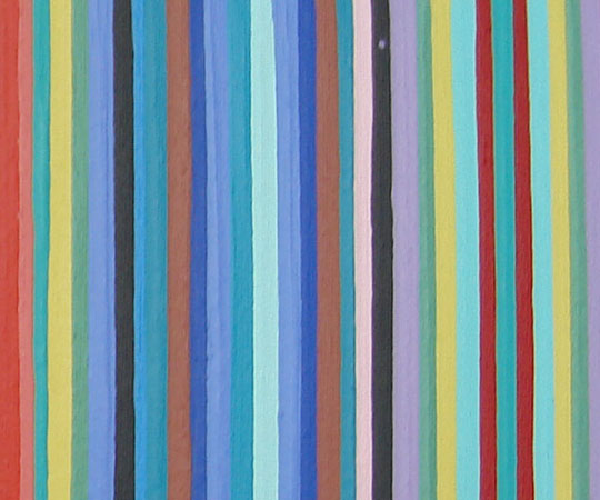 Green Wallpaper Iphone 5 Multi Color Orange Aqua Modern Stripes Painting