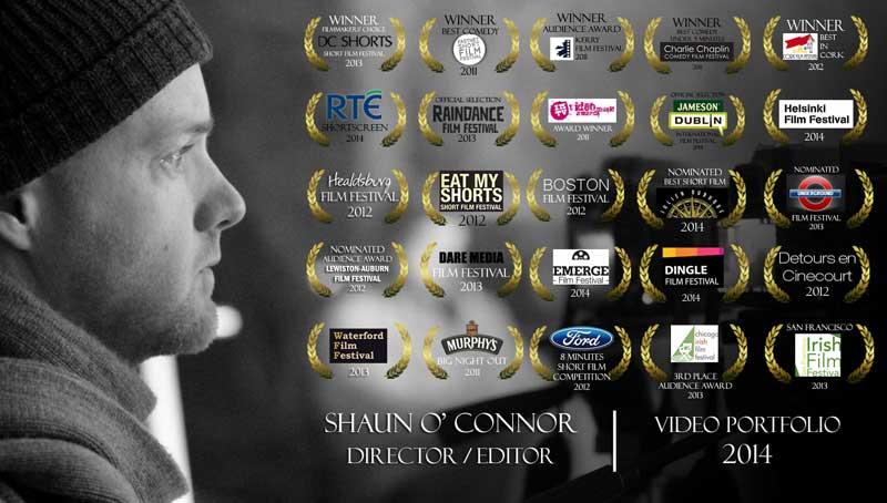 Video Portfolio 2014
