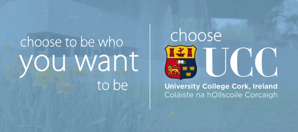 'Choose UCC' // Promotional Video