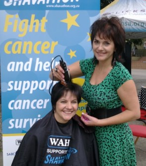 Maria Scholtz, General Manager: Relay For Life