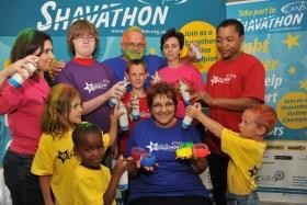 CANSA Shavathon 10 Year Launch 72