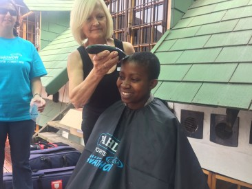 Hairs Angels for CANSA 07