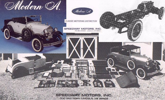 History Of The Shay Roadster  T-Bird