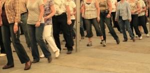danseLigne