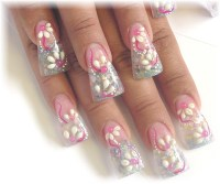 Acrylic Nails Designs - Pccala