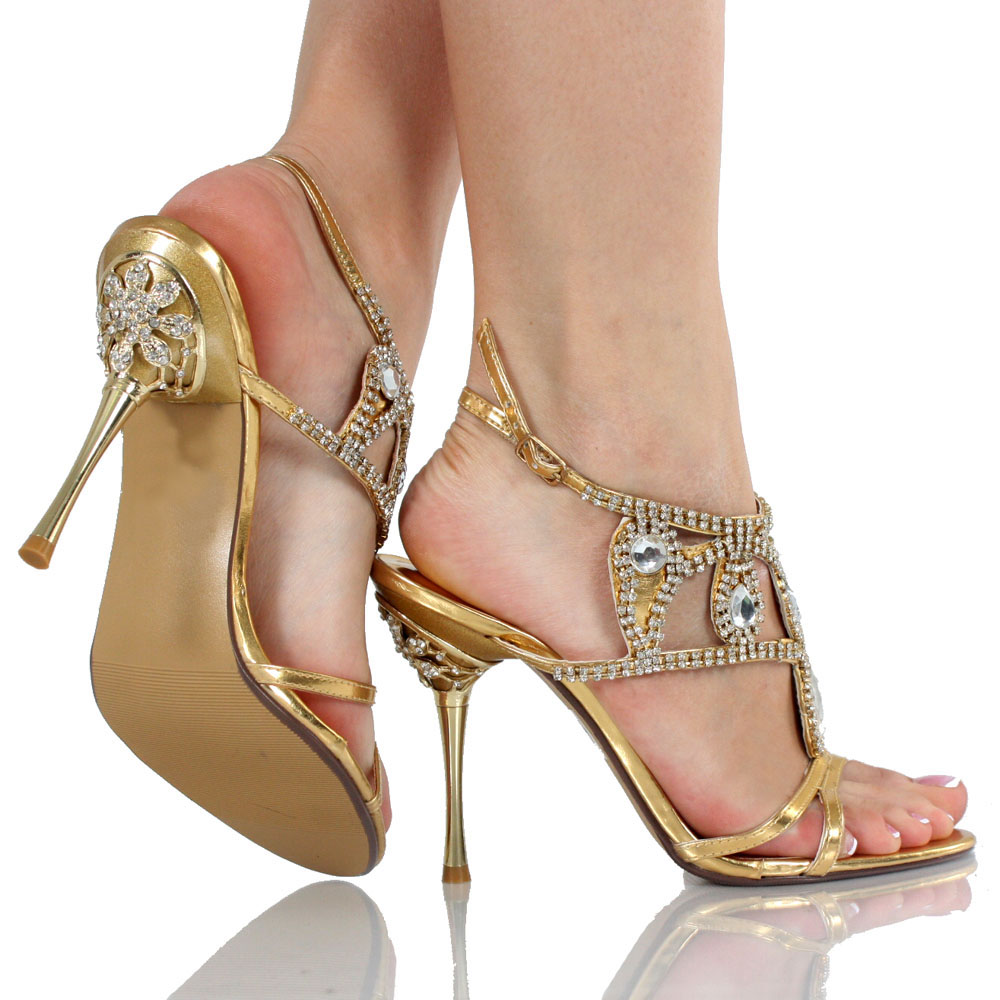 Gold wedding shoes for women quotes