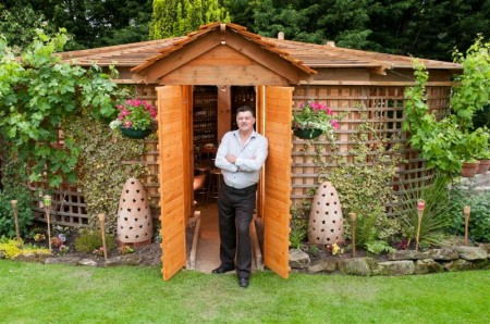 Shed of the year winner 2012 - Wood Henge Can your shed be next?