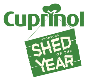 Cuprinol Sponsors Shed of the year