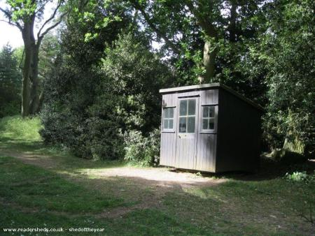 Bernard Shaw's Writing Hut