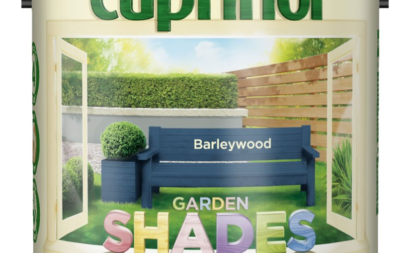 Win two tins of Cuprinol Garden Shades