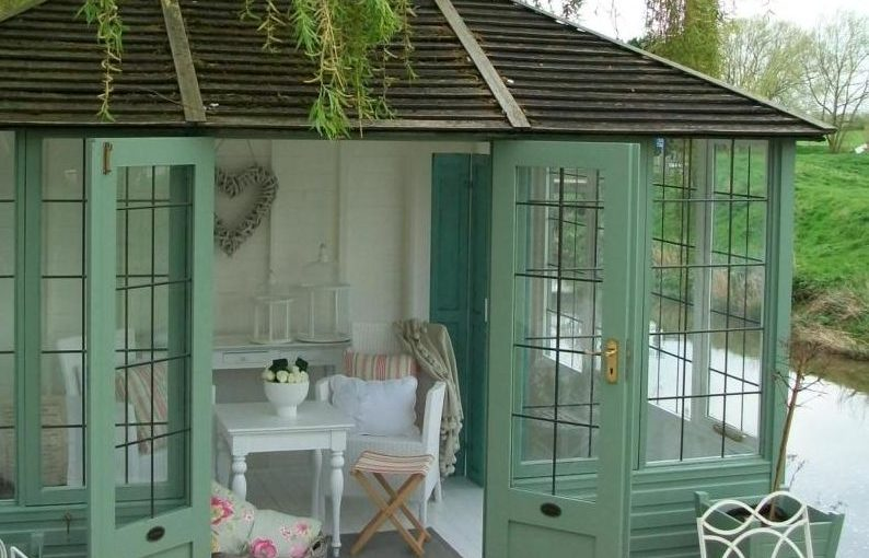 Some of the most pinned sheds on Pinterest