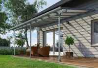 Palram Feria 10X20 Patio Cover (Gray) [HG9420] | Free Shipping