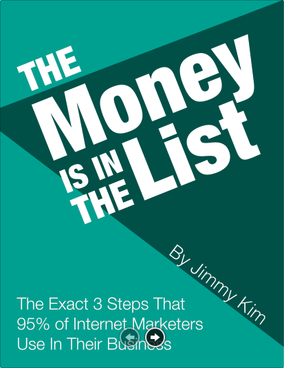 Money Is In The List Cover