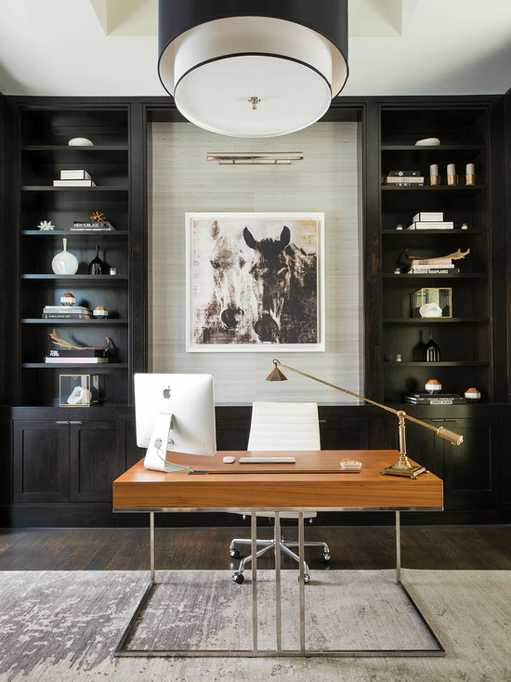 furniture best 25 contemporary home office ideas on pinterest of 5