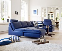 Living Room Leather Furniture