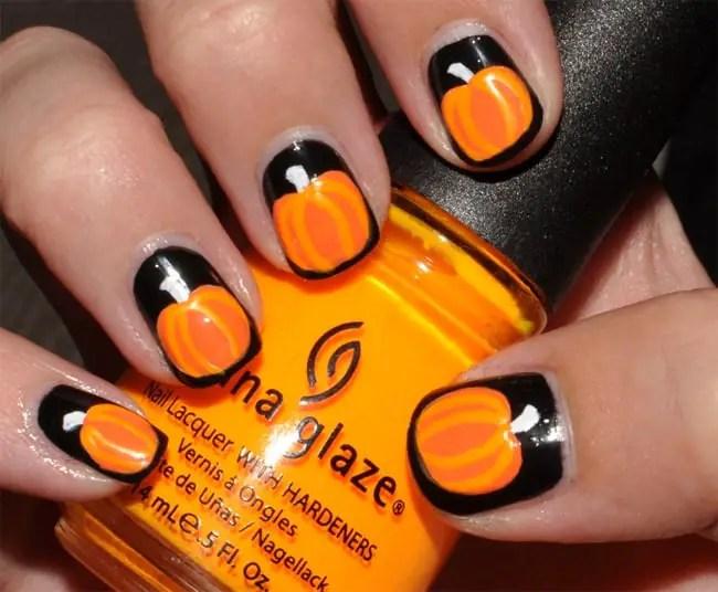 22 Attention Grabbing Halloween Nail Art Ideas Sheideas