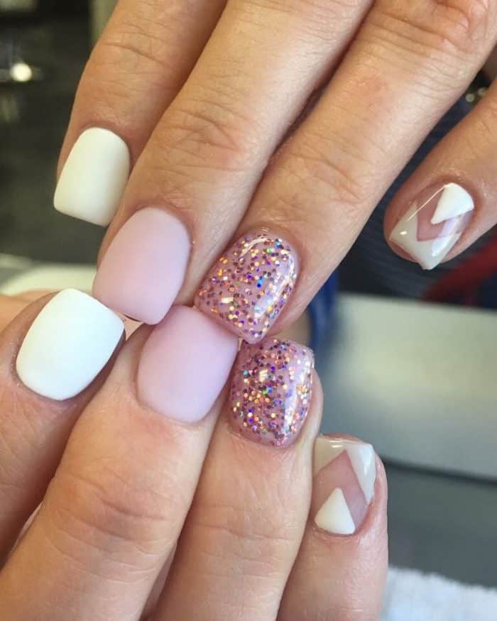 32 Cute Gel Nail Polish Designs for Ladies