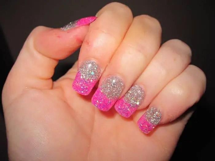Beautiful 32 Cute Hot Pink Nail Designs Pictures Sheideas
