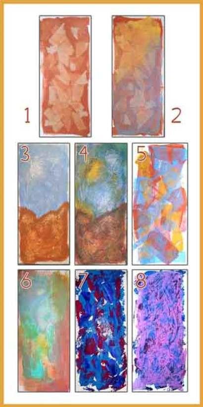 Texture Boards, 2016 sheiladelgado.com