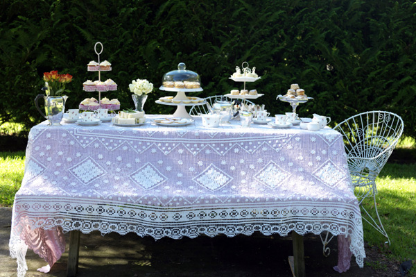 How to throw a Mother\u0027s Day tea party \u2013 SheKnows