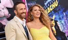 Blake Lively Gave Ryan Reynolds a Present So Great He'd Save It Before Her in a Fire
