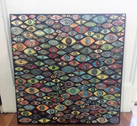Michal-Golan-evil-eye-mosaic