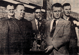 1954-55 State Eagles Bowling Champions