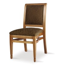 4026-AFB Stacking Wood Side Chair