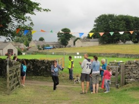 Junior Fell Race
