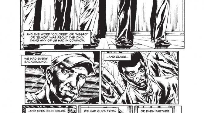 Preview Max Brooks The Harlem Hellfighters Shelfabusecom