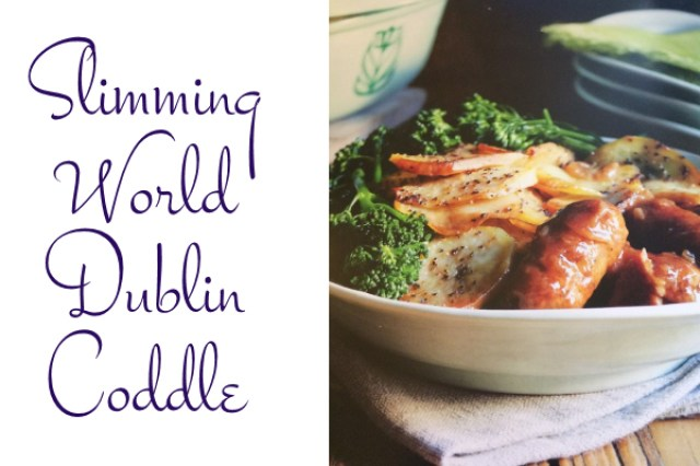 Slimming World Dublin Coddle Shell Louise