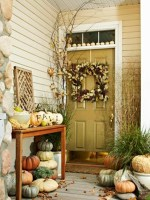 Pinterest Fall Porch Decorating Ideas