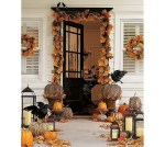 Front Idea Porch Fall Decor