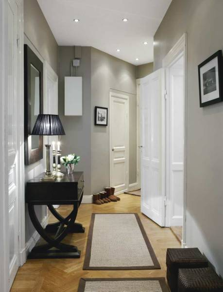 Cool Hallway Design Ideas
