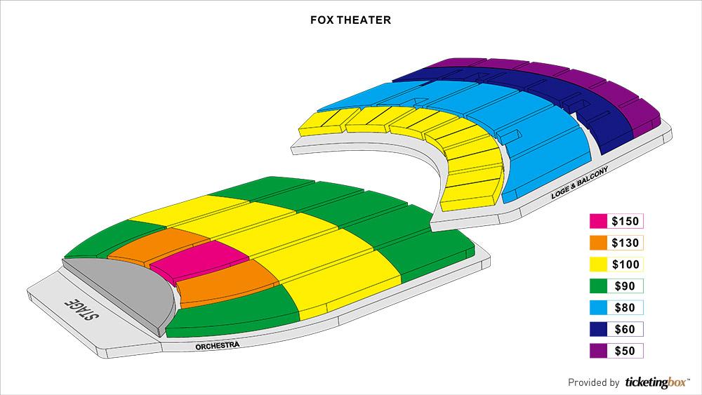 Atlanta Fox Theatre, GA