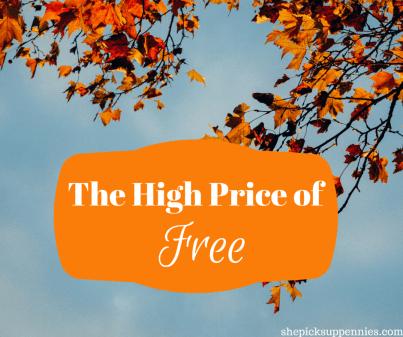High Price of Free (1)
