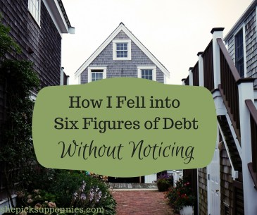How I Fell into Six Figures of Debt (1)