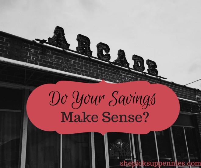 Savings Sense