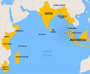 Unique Facts about Asia: 2004 Indian Ocean earthquake