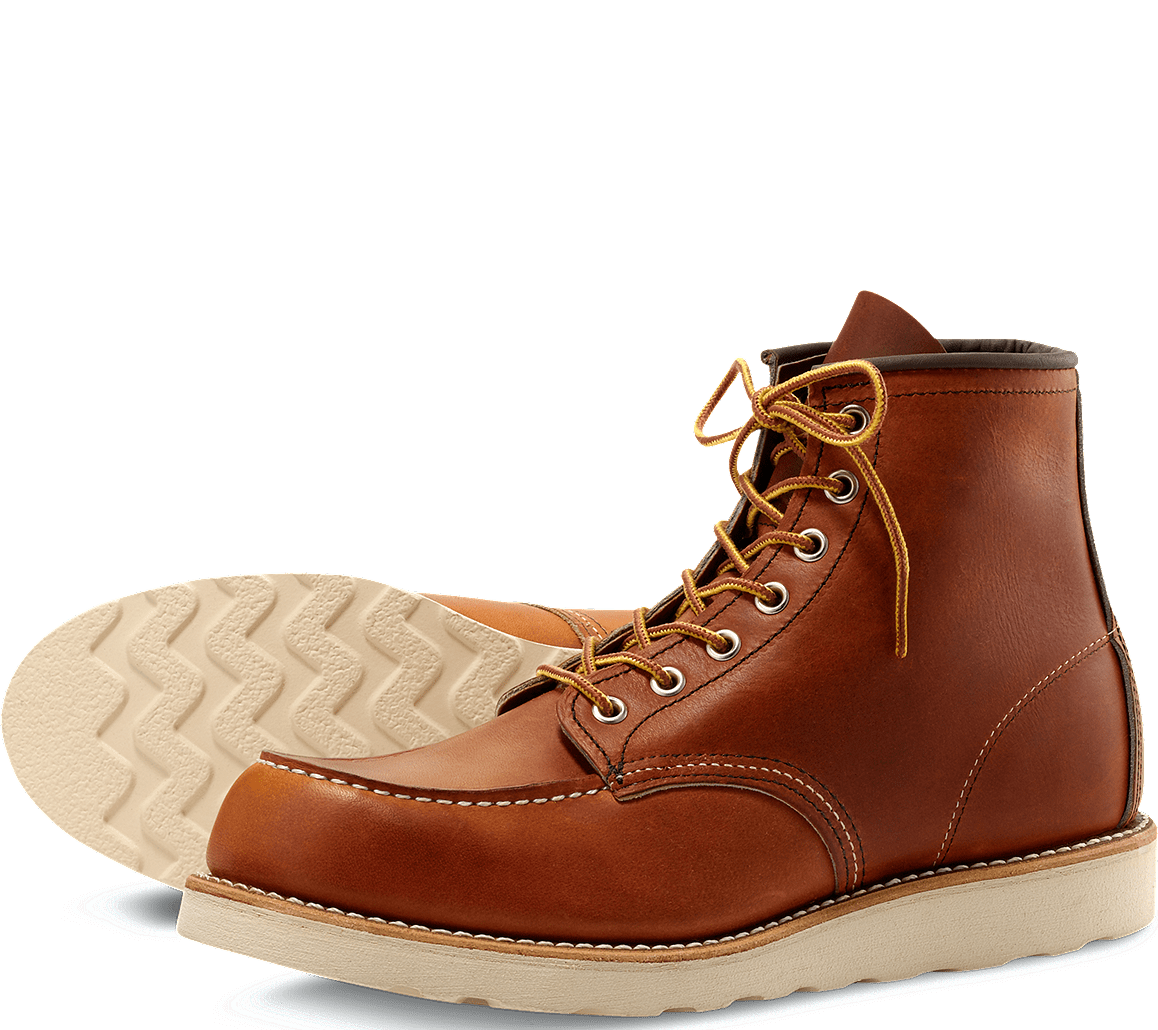 Index Red Wing Boot 875 Oro Legacy Leather