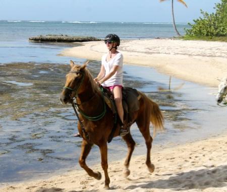horseback dominican republic