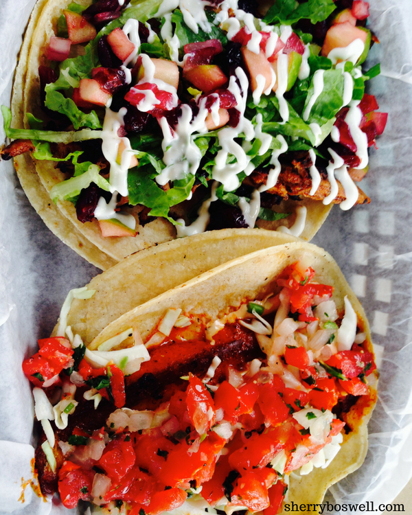 10 things to do in Asheville White Duck Taco Shop