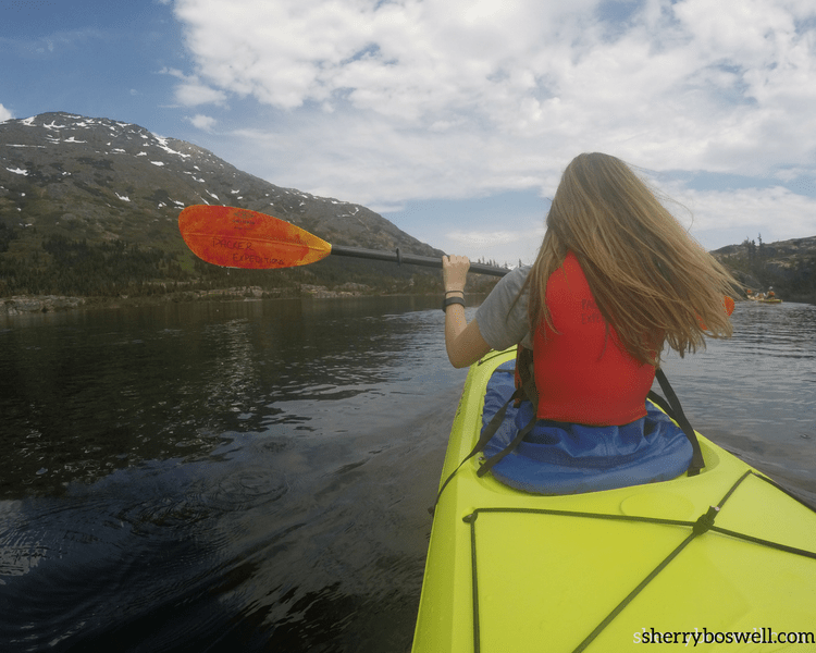 Kayak excursion Skagway