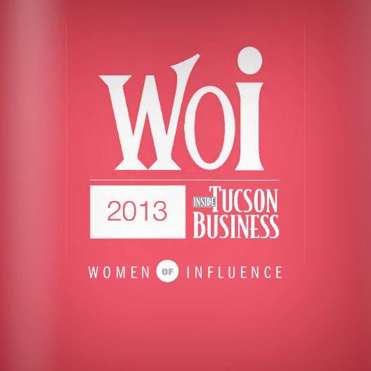 Women Of Influence 2013