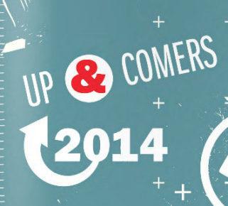 Up & Comers Award 2014
