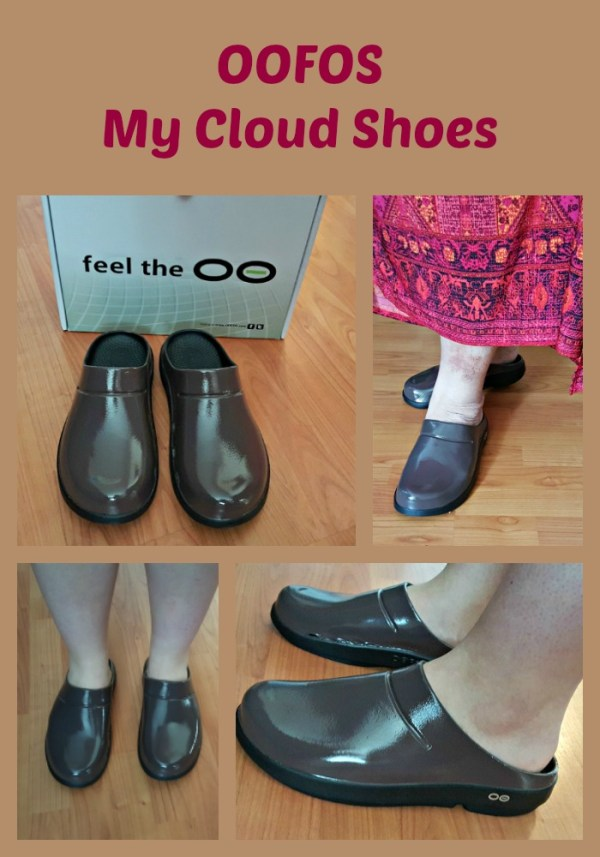 OOFOS My Cloud Shoes